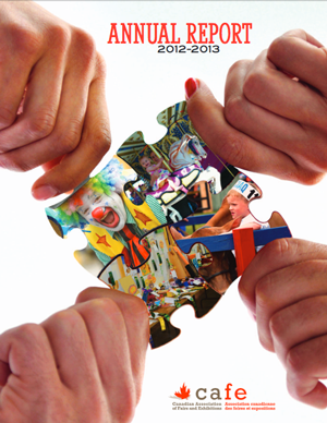 CAFE Annual Report 2012-2013