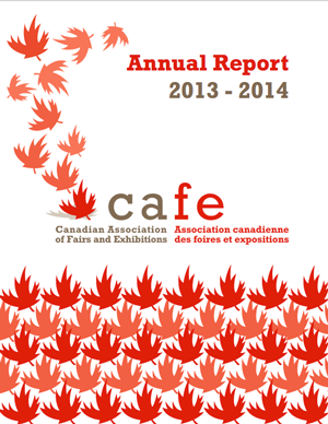 CAFE Annual Report 2013-2014