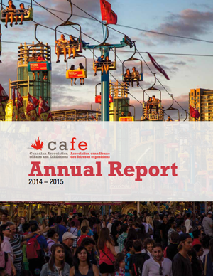 CAFE Annual Report 2014-2015