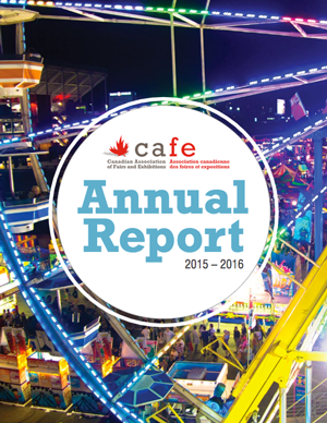 CAFE Annual Report 2015-2016